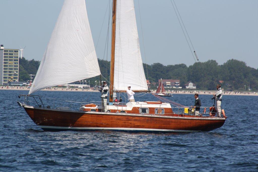 Klassische segelyachten  Mahagoni Seekreuzer SY DESDEMONA